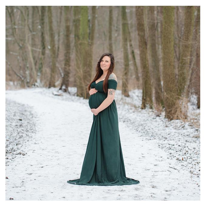 mareike wiesner photography babybauch Schwangerschaftskleid mii estilo azalea - Schwangerschaftskleider